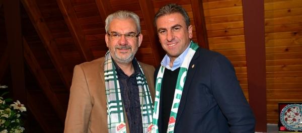 Bursaspor ma nowego trenera