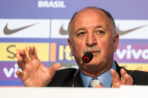 Scolari o meczu z Barceloną: Przynajmniej nie straciliśmy tylu goli co Real