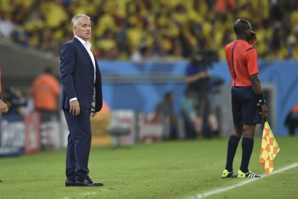 Deschamps: Benzemy nie będzie na Euro 2016