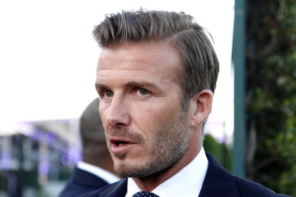 Beckham: Kocham Mourinho, to niewiarygodny trener