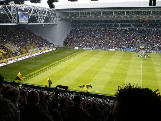 Wysoka wygrana Vitesse Arnhem