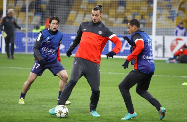Ibrahimović: Di Maria podniesie poziom PSG