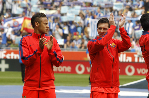 Messi i Neymar prawdopodobnie zagrają z River Plate