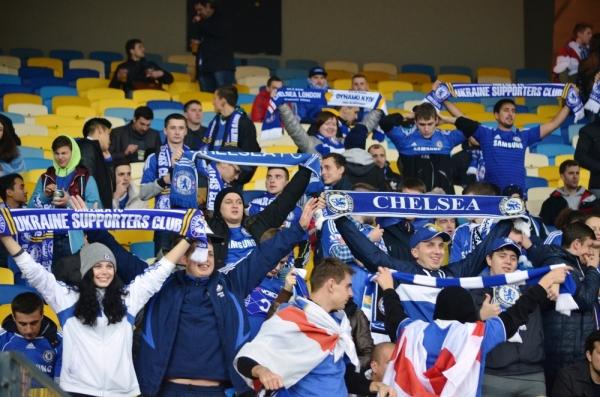 Fani Chelsea: Gdzie byliście, gdy graliśmy gó...o?