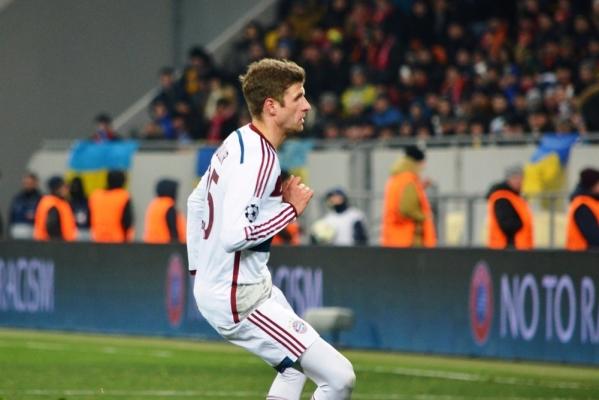 Thomas Mueller zapewnił zwycięstwo Bayernowi