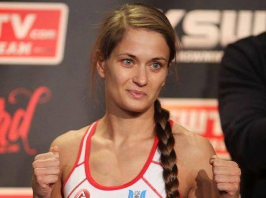MMA: Znakomity debiut Kowalkiewicz! [video]