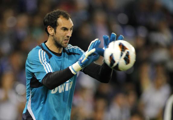 Diego Lopez żegna się z Milanem