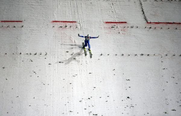 Fatalne skoki Polaków, Prevc wygrywa po raz drugi