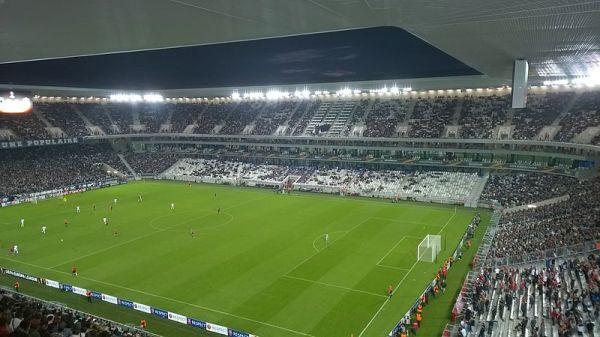Remis Bordeaux z Olympique Marsylia