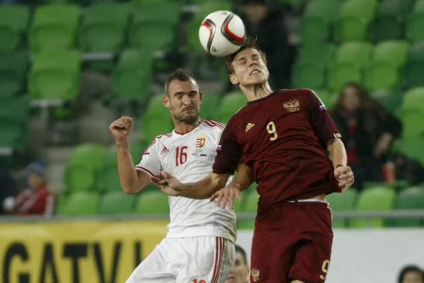 Arsenal to najlepsza opcja dla Aleksandra Kokorina?