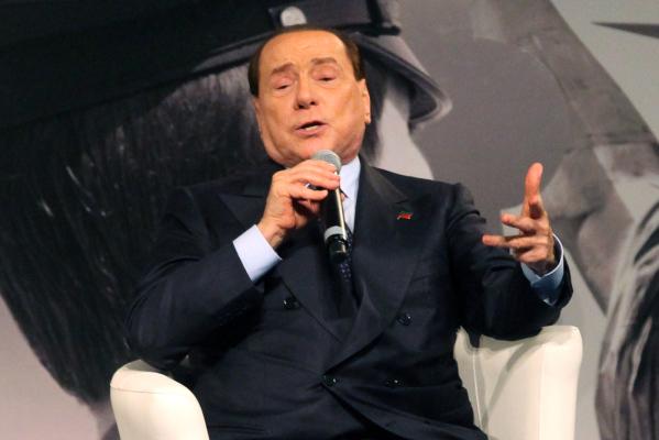 Wkurzony Berlusconi: Wydałem 150 milionów i co?