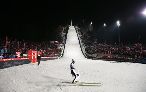 Znamy kadrę Polski na Turniej Czterech Skoczni