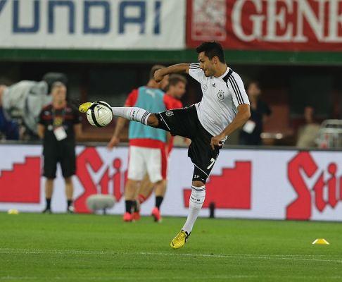 Gundogan numerem jeden na liście życzeń Juventusu