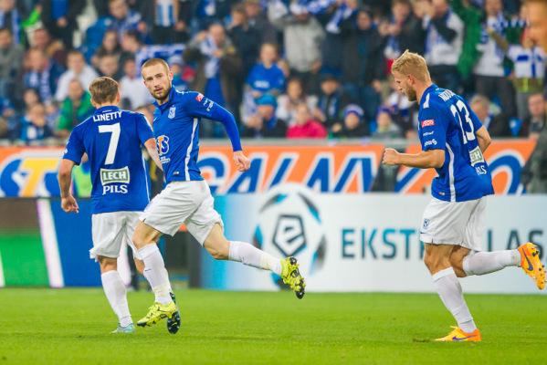 Międzynarodowe święta piłkarzy Lecha