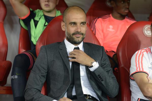 Kicker: Guardiola latem w Manchesterze City
