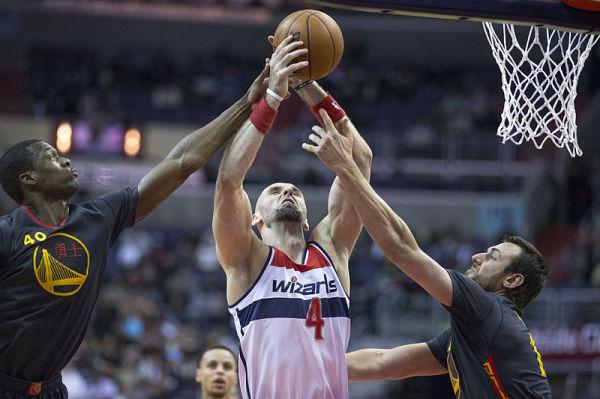 NBA: Wygrana Wizards, dobry mecz Gortata
