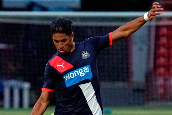 Piłkarz Newcastle: Interesuje się mną Manchester United