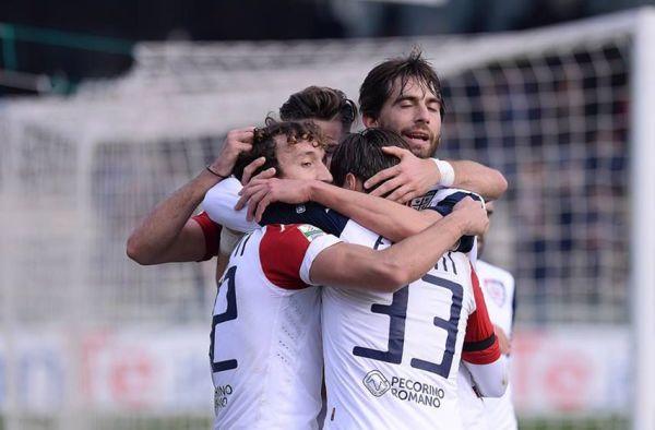 Serie B: 90 minut Salamona i zwycięstwo Cagliari