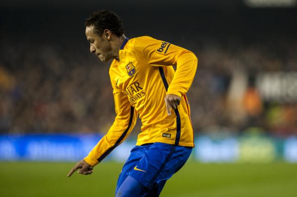 Eto'o: Neymar może doradzać 35-latkom. Będzie najlepszy