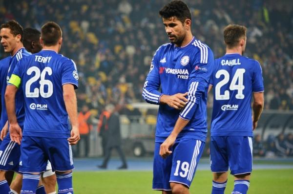 Największe piłkarskie upadki 2015 roku