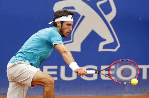 Mayer najlepszym tenisistą Argentyny 2015 roku