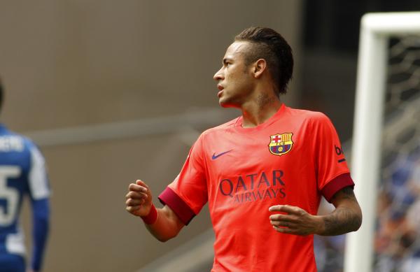 Ronaldinho: Neymar to mój dziedzic