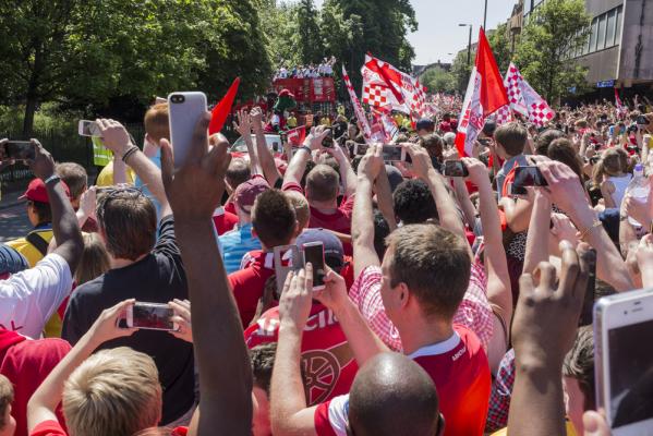 Fani Arsenalu protestują i chcą ukarania sędziego