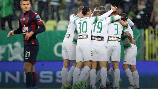 Piłkarz Lechii: Poprawiliśmy się przede wszystkim taktycznie