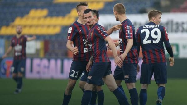 Skromne zwycięstwo Pogoni Szczecin w sparingu