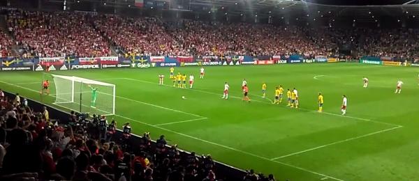 Euro U-21: Wyszarpaliśmy remis ze Szwecją. Kownacki z karnego w 90. minucie! [relacja]