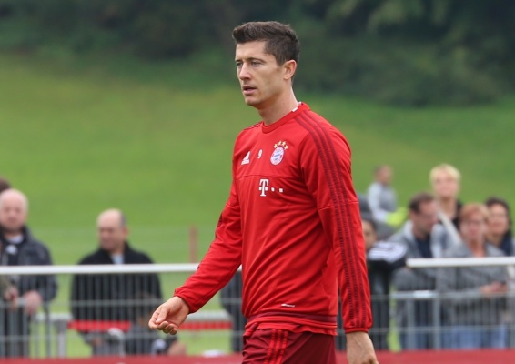 Lewandowski o Heynckesie: Mogę powiedzieć, że jego treningi są bardziej intensywne niż u Ancelottiego