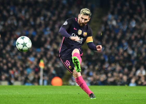 Media: Manchester City gotowy zapłacić klauzulę i wykupić Messiego z Barcelony