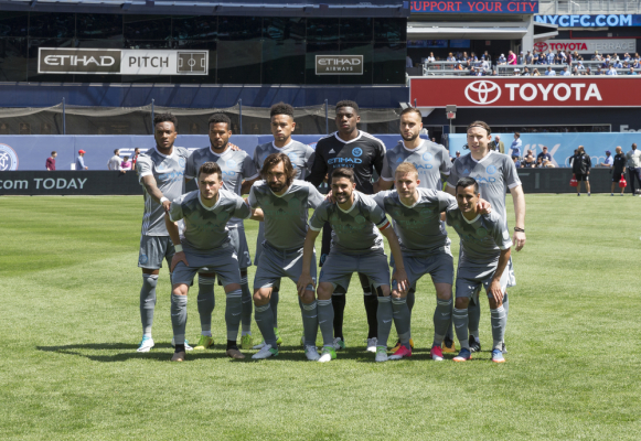 MLS: New York City pokonało New England Revolution