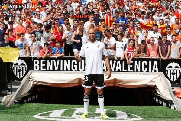 Obrońca Monaco oficjalnie w Valencii