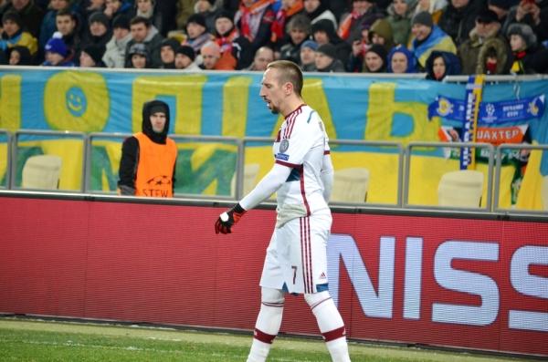 Ribery nie zagra do końca roku?