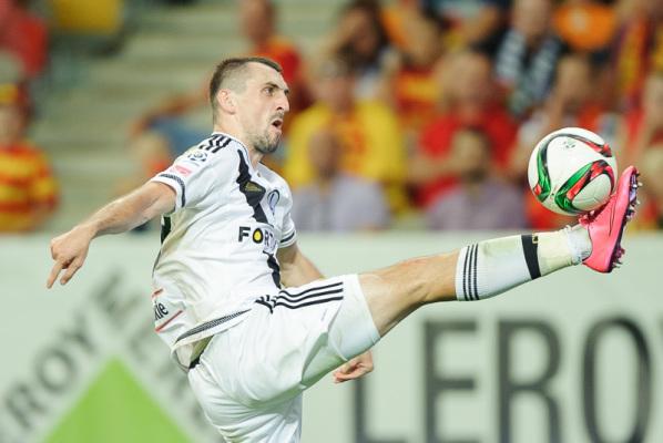 Legia z Vranjesem i Piechem na Ligę Europy