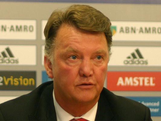 """""""Van Gaal to drań!"""""""