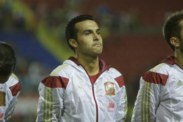 Pedro krytykuje van Gaala
