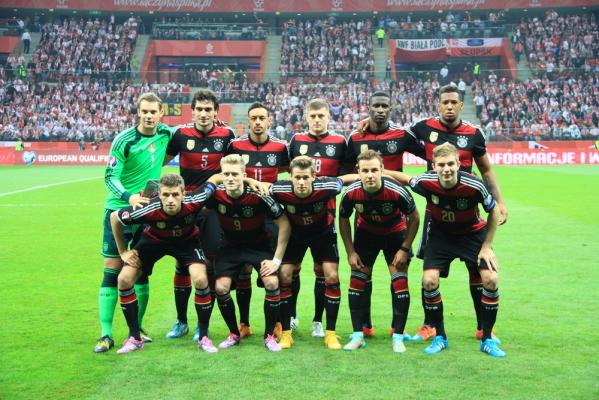 Największe wpadki reprezentacji Niemiec