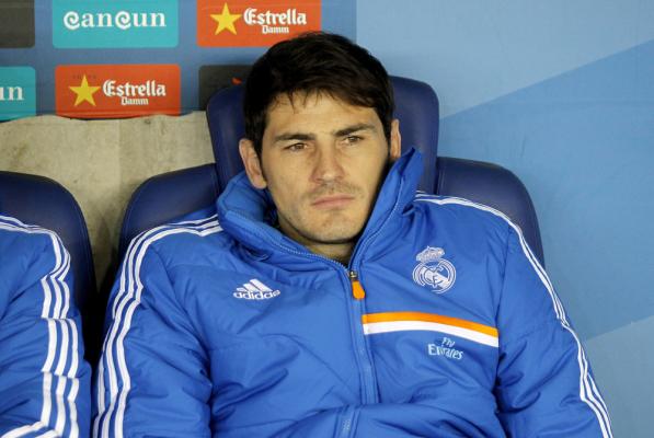 Perez: Casillas chciał odejść z Realu