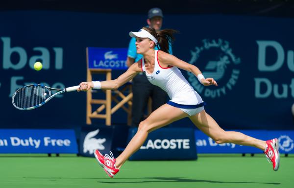 Radwańska odpadła z US Open!
