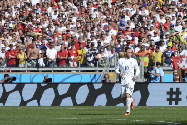 Rooney wyrównał rekord - 49 goli dla Anglii