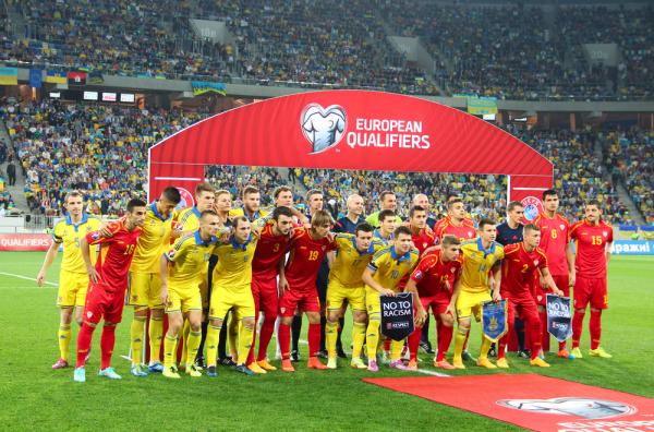 Wygrana Ukrainy, Luksemburg lepszy od Macedonii