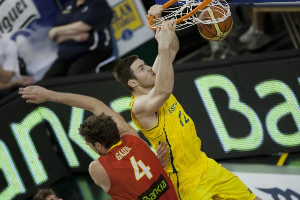 EuroBasket 2015: Hiszpania przegrała z Serbią