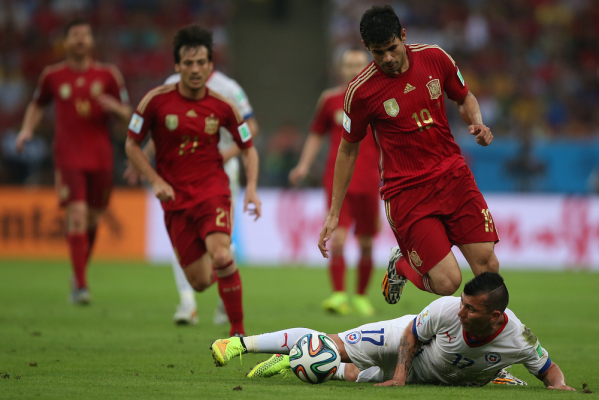 El. Euro 2016: Hiszpania wygrywa ze Słowacją