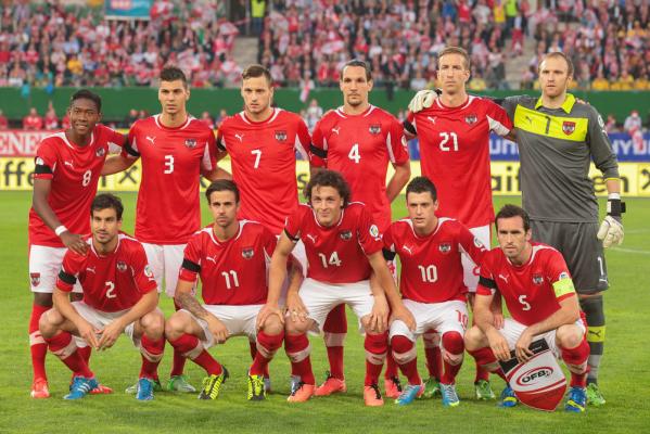 Wygrane Austrii i Czarnogóry