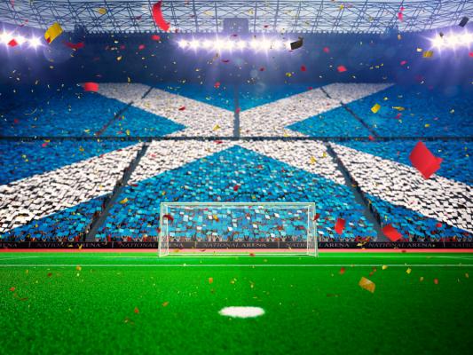 """""""Szkocja potrzebuje wielkiego zwycięstwa z Niemcami"""""""
