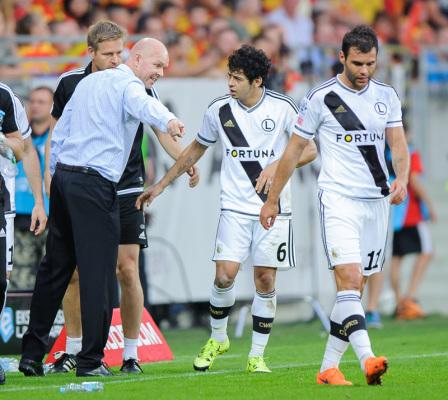 Legia wraca do treningów, jest Vranjes