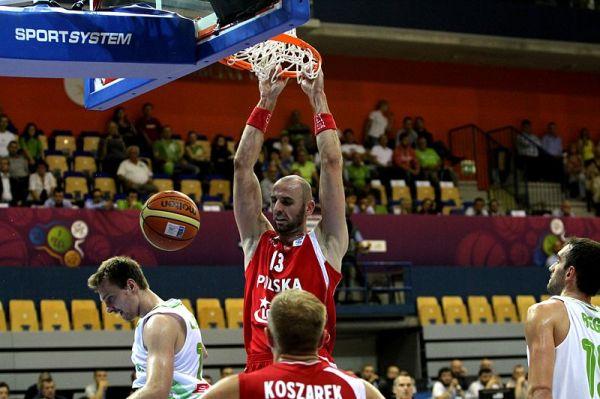 EuroBasket 2015: Polska wygrała z Rosją!