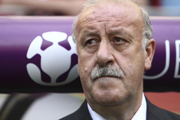 Del Bosque: Pique wygwizdany? To smutne